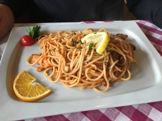 Ristorante venezia werder havel restaurant for Asia cuisine brandenburg havel