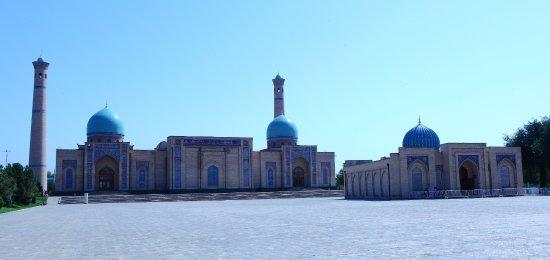 Wyndham Tashkent: Tashkent capital de Uzbekistán.