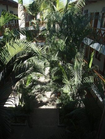 Casa Andina Standard Nasca: Patio intérieur étage