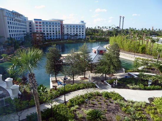 Lagoon View Room Picture Of Loews Sapphire Falls Resort