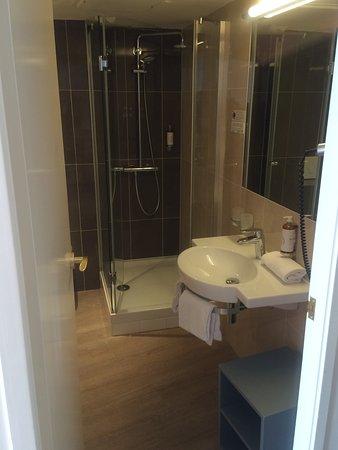 Cour-Cheverny, France: salle de bain