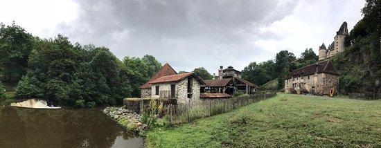 Savignac-Ledrier, Francia: Savignac Ledrier Forge