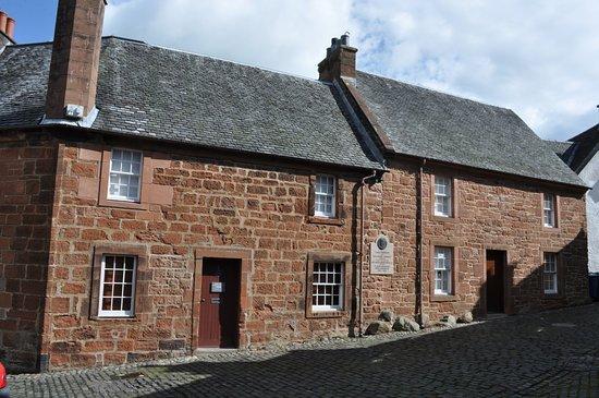 Burns House Mauchline
