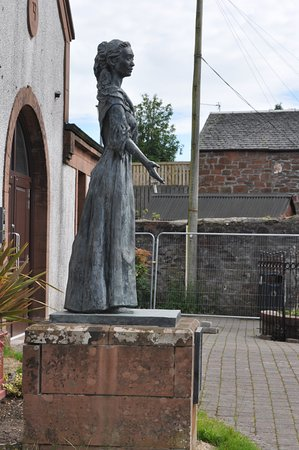 Mauchline, UK: Jean Armour