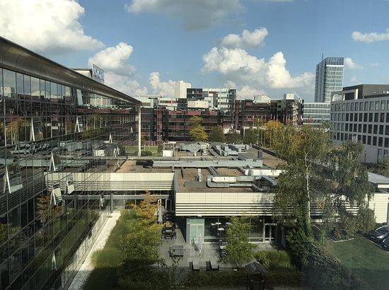 Sofitel Luxembourg Europe: Vue