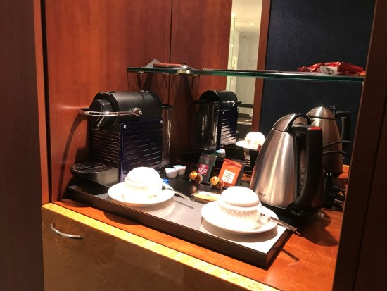 Sofitel Luxembourg Europe: Equipements