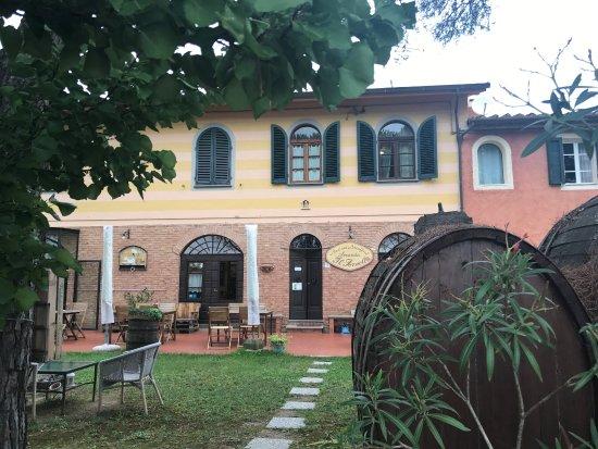 Altopascio, อิตาลี: Facciata principale