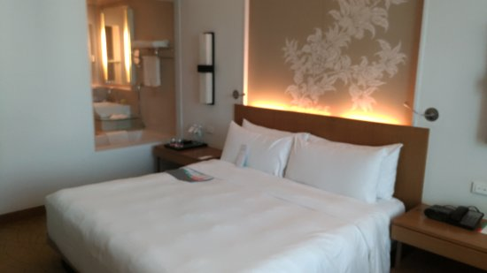 清邁艾美酒店: 客房