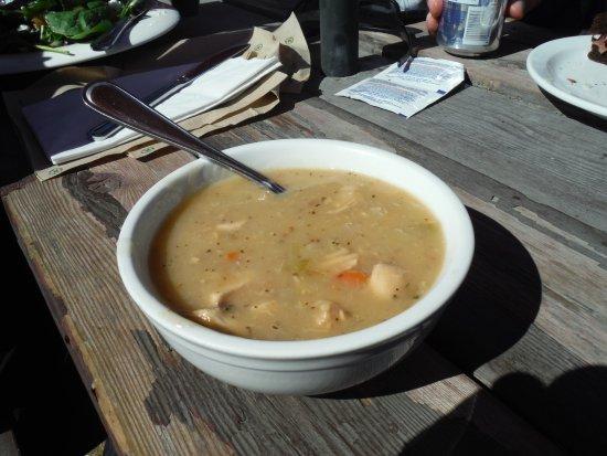 North Saanich, Canadá: Thai Chicken Soup