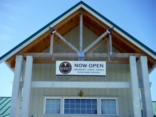 North Saanich, Canada: The Roost is Now Open