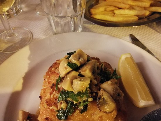 Restaurant Davia Nice