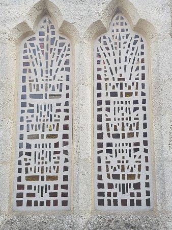 Aylesford, UK: Windows