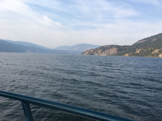 Vernon, Kanada: Calm Waters beautiful scenery