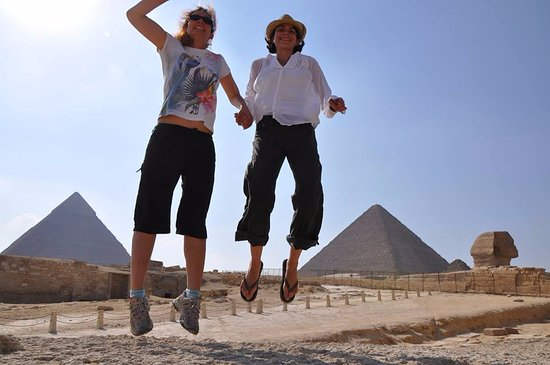 Egyptraveluxe - Day tours