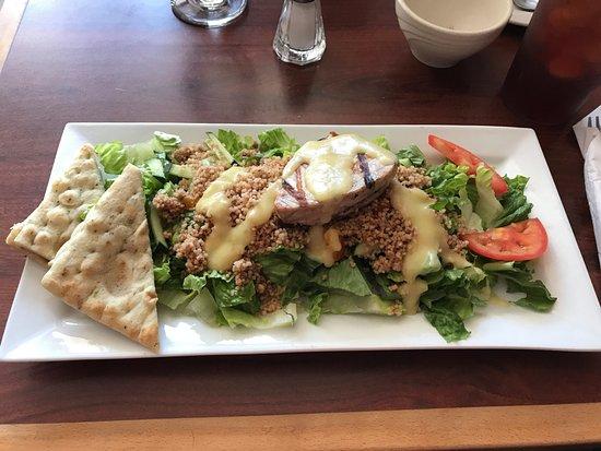 Mountain Oasis: Ahi Tuna Salad
