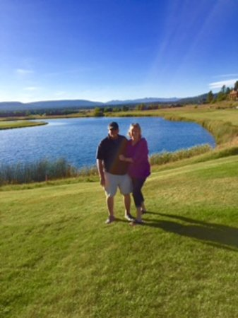 Wyndham Pagosa: SO many views on the golf course!