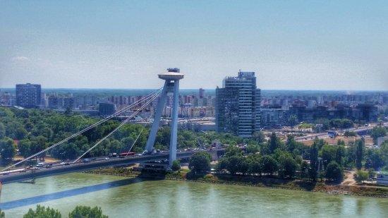 UFO Observation Deck: the UFO