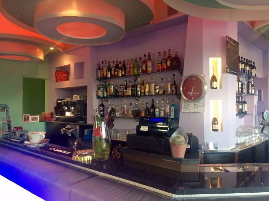 Cavaglia, Italia: zona bar