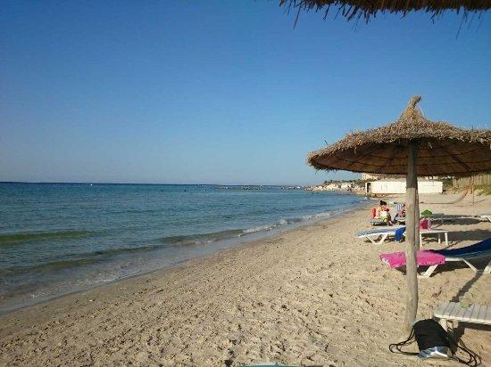 Royal Thalassa Monastir: пляж