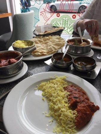Khushi Edinburgh Restaurant