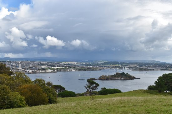 Torpoint, UK: Mount Edgcumbe House and Country Park