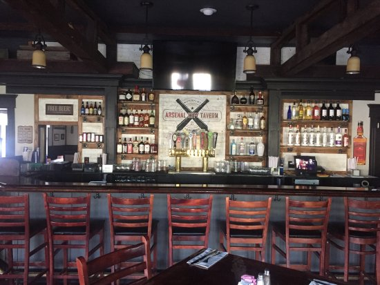 Watervliet, NY: Main Bar