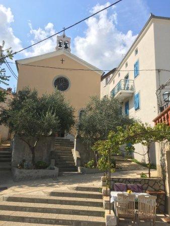 Valun, كرواتيا: Kirche