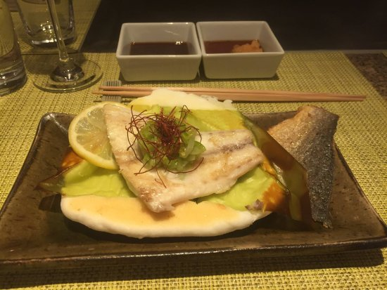 Teppanyaki Restaurant Sazanka : Dorada