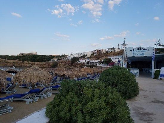 Agios Stefanos, اليونان: 20170821_071921_large.jpg