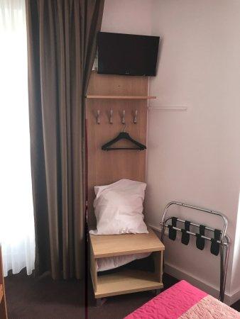 un petit bureau Picture of Hotel Helvetia Paris TripAdvisor