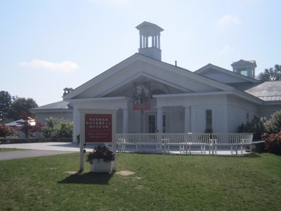 Norman Rockwell Museum: Rockwell museum
