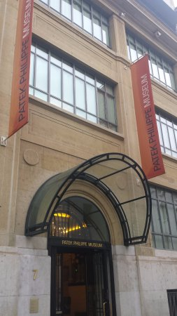 Musée Patek Philippe : ingresso