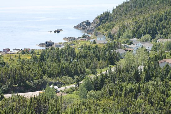 Top of Twillingate Trail