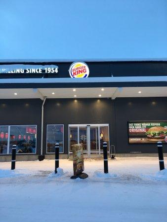 burger king harstad