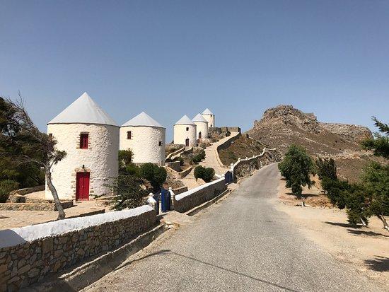 The Virgin Of Panteli Castle Leros Greece Top Tips