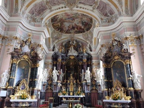 Eglise paroissiale de St-Pierre et de St-Paul