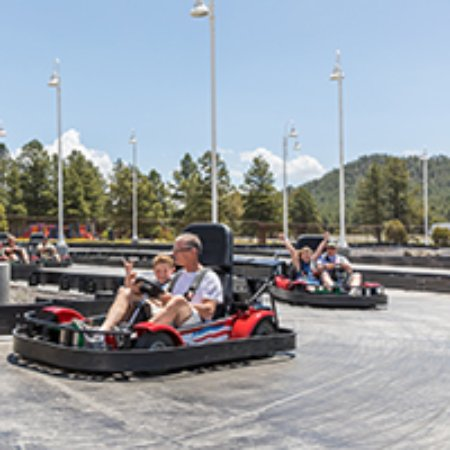 Grand Canyon Go-Karts