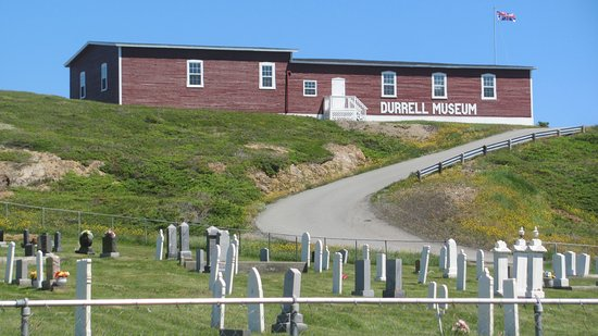 Twillingate, Kanada: Outside of museum