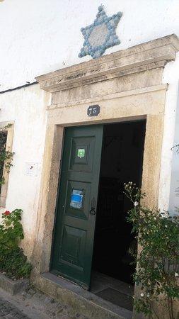 Tomar, Portugal: puerta de entrada a la sinagoga