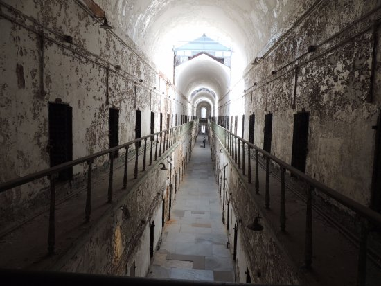 Photo of Eastern State Penitentiary in Philadelphia, PA, US