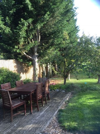 Winslow, UK: Not only Pear trees but Apple trees too!
