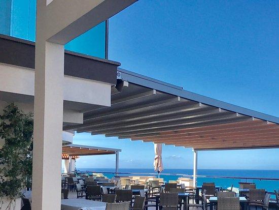 Breakfast terrace picture of royal sun resort los for Breakfast terrace
