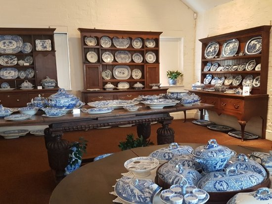 The Blue Room Picture Of The Spode Museum Trust Heritage