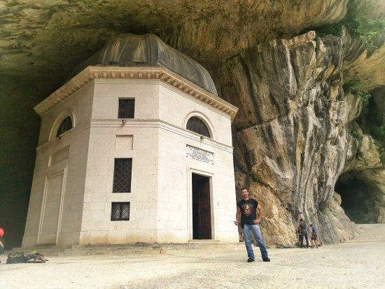Tempio del Valadier: Posto Spettacolare!!!