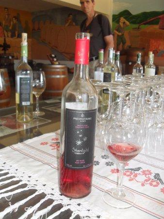 Δραπανιάς, Ελλάδα: exemple de vin