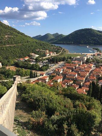 Ston, Croatia: Amazing view!