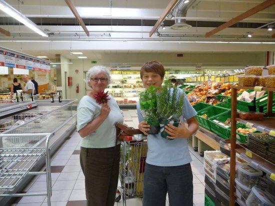 Agriturismo Fattoria Lavacchio : Pontassieve supermarket