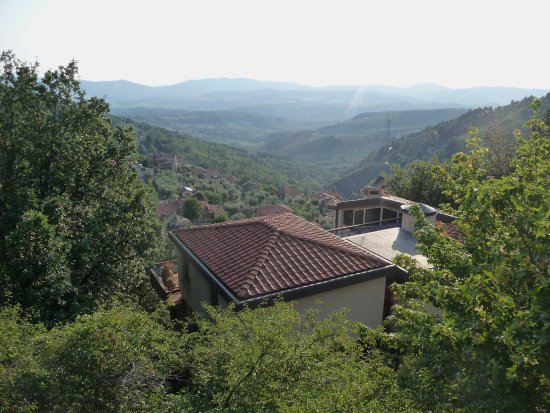 Pontassieve, Italy: Views from the mountaintop