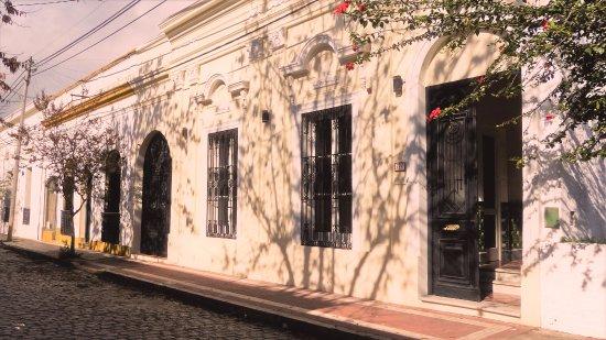 Casa del Dr. Raul Alfonsin