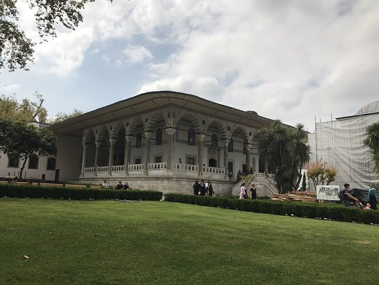 Topkapi Palace : photo1.jpg